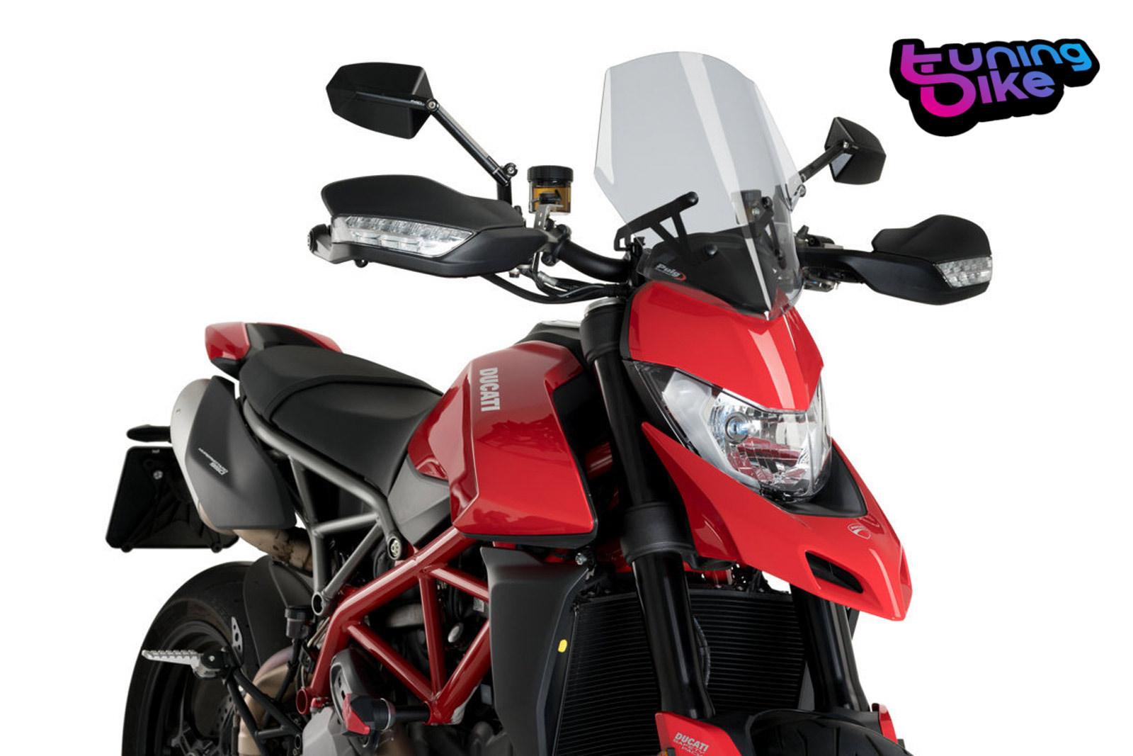 Puig - Saut-vent Naked New Generation Sport 3634 - Ducati
