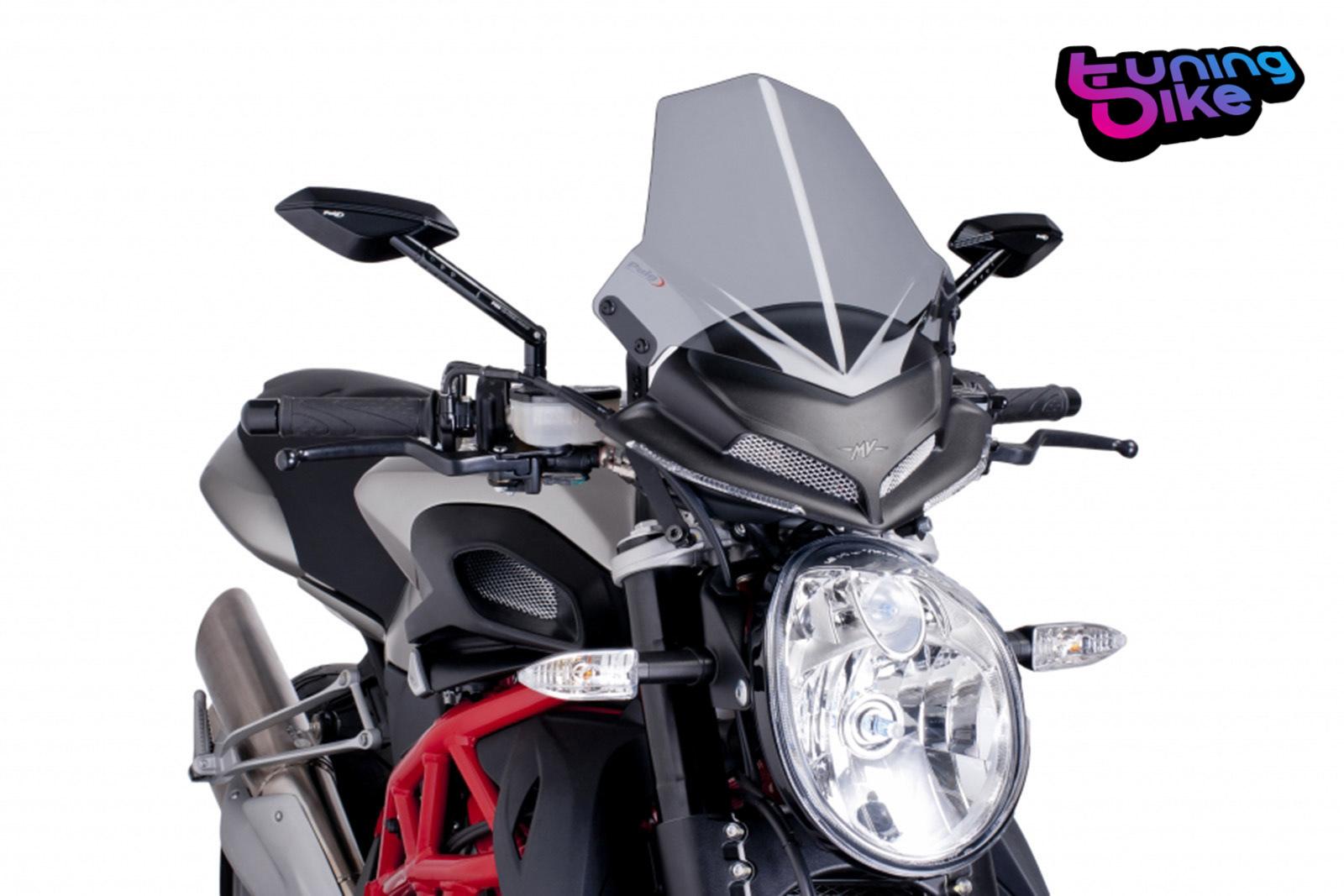 Puig - Saut-vent Naked New Generation Sport 6010 - MV