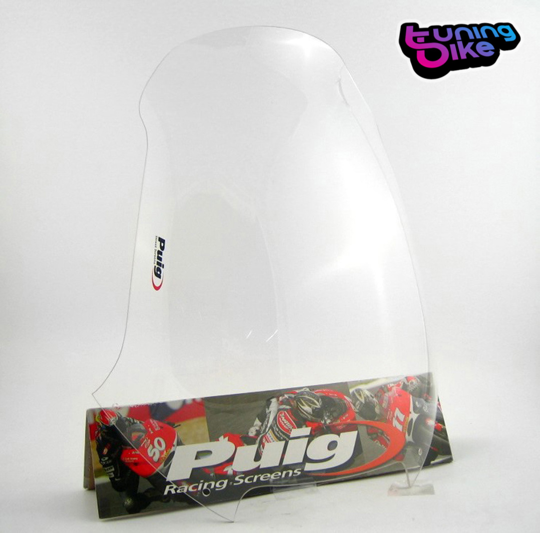 PUIG BULLE TOURING BMW F650 ST 93-00 FUME CLAIR