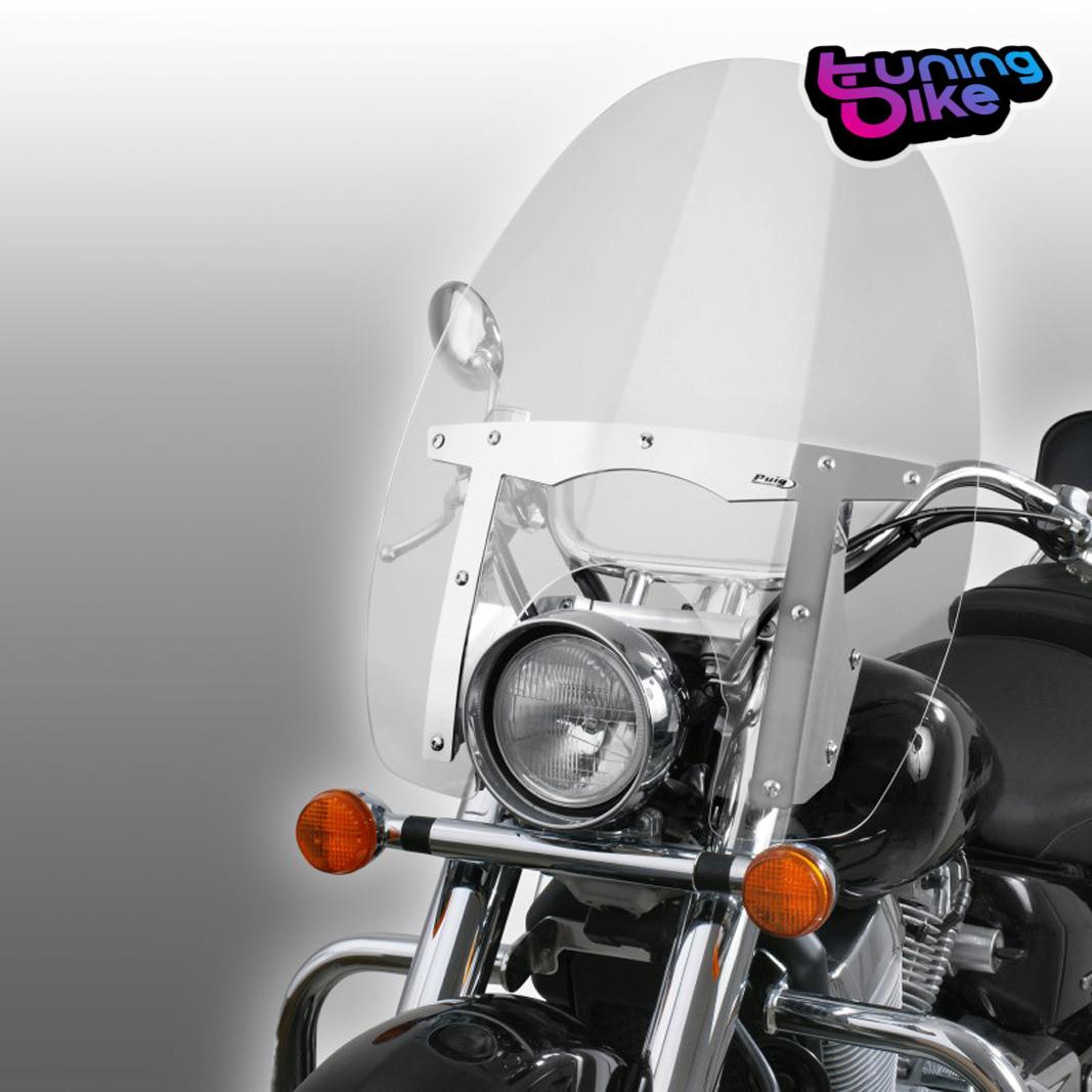 PUIG CUSTOM SCREEN DAYTONA III HONDA VT750 C SHADOW 04/'-07/' CLEAR