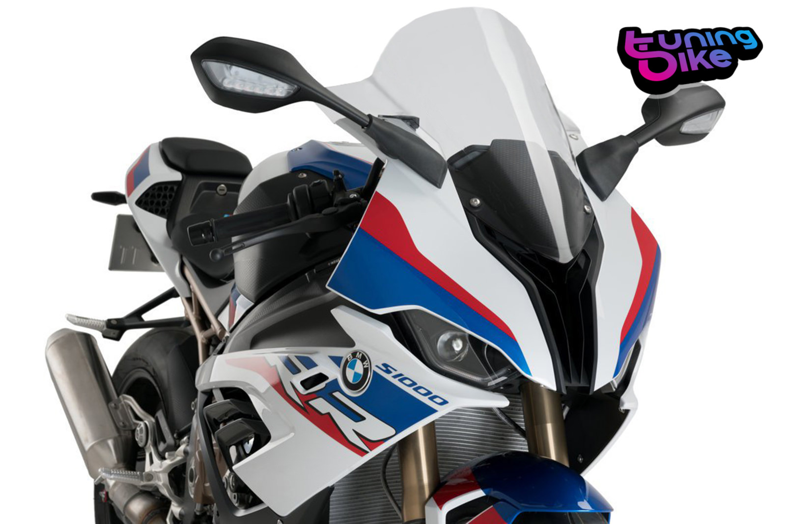 WINDSCHILD HP RACINGBIKE BMW S1000RR 2014 KLAR