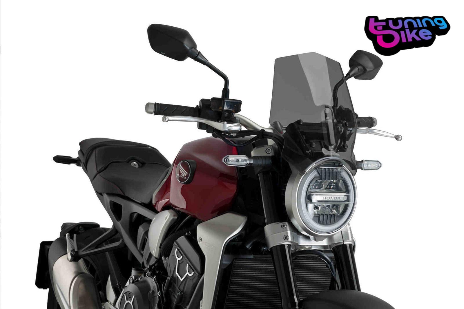 Owiewka PUIG do Honda CB650R 19 / CB1000R 18-20 | PUIG.pl