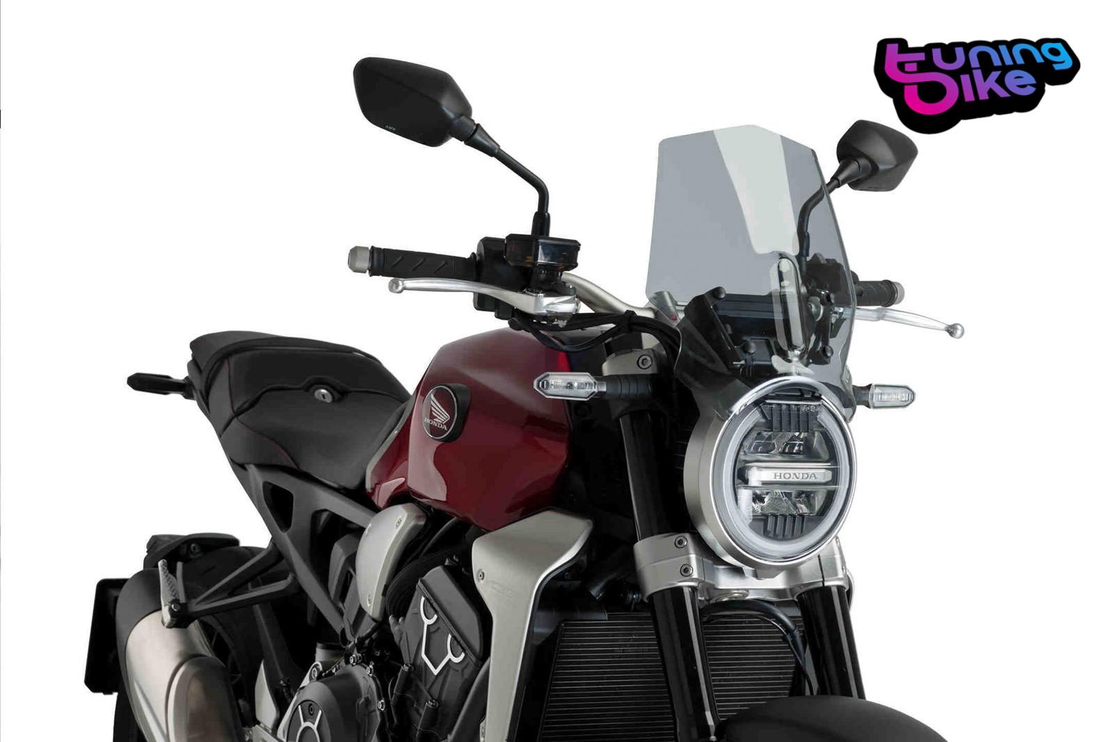 Cúpula Puig Honda CB1000R Neo Sports Café Naked New