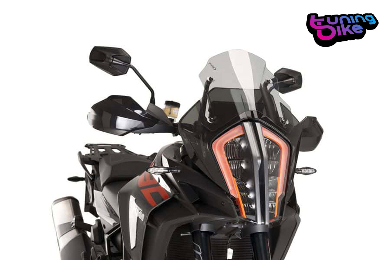 Puig Racing Screen Color Smoked 9716H 1290 R Super Adventure S 17-18