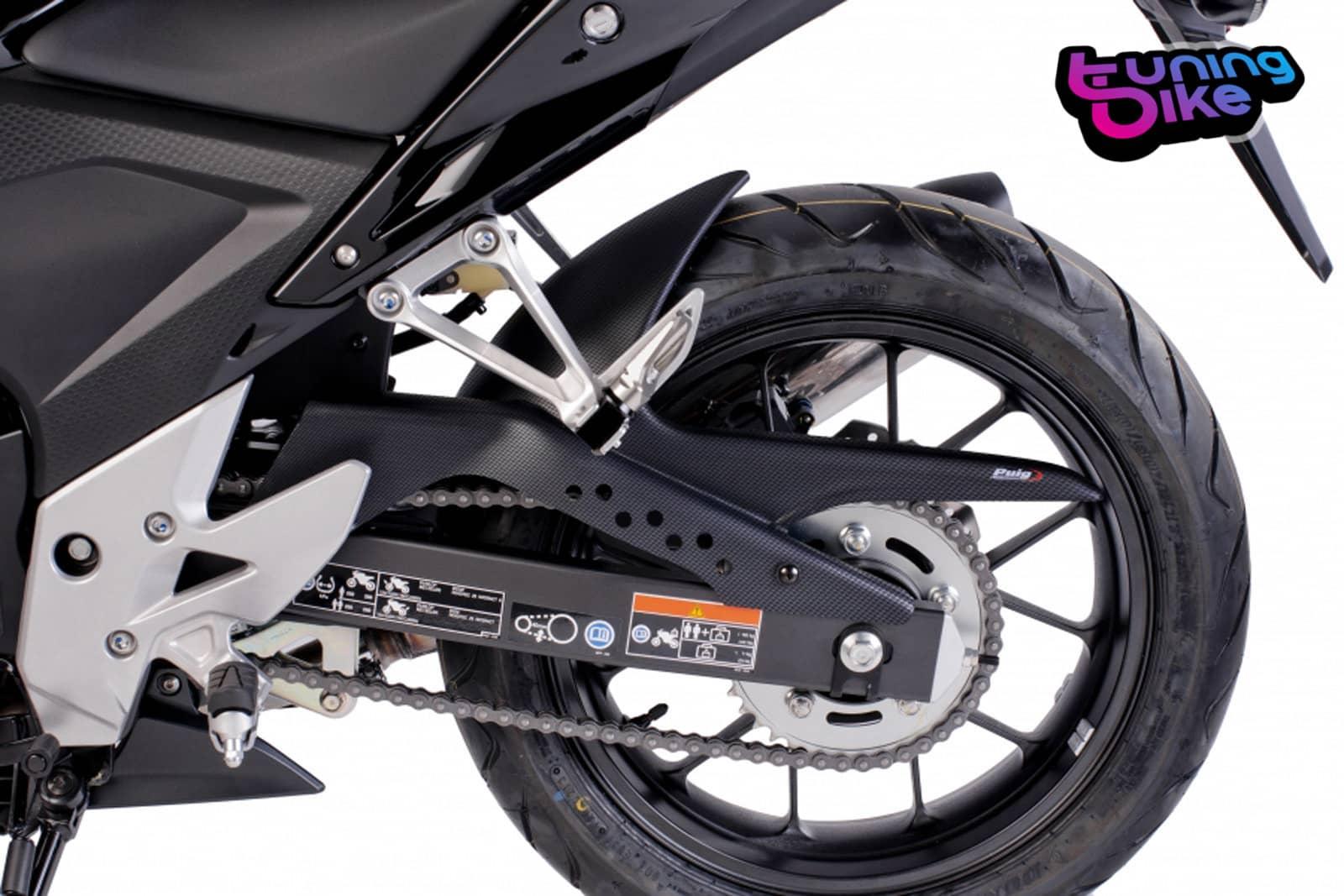 Rear Hugger Puig Honda Cbr500r 2017 Carbon Look 6354000000671 Ebay